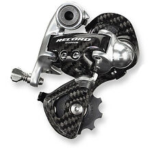 2017 Production Campagnolo RECORD 10 speed Rear Derailleur: RD4-REXS: Short Cage