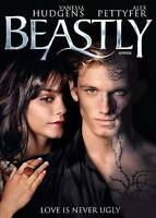 Beastly (DVD, 2011, Bilingual) Free Shipping In Canada