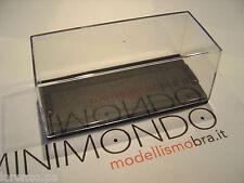 VETRINETTA DISPLAY CASE 1/43 7x16x7 cm plexiglass