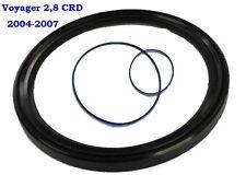CHRYSLER VOYAGER 2.8 CRD 2004-2007 REAR CRANKSHAFT OIL SEAL / GASKET  KIT