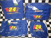 Jeff Gordon #24 Assortment Pack! Stadium Seat, Cooler, Tote Bag, Propane Cover!