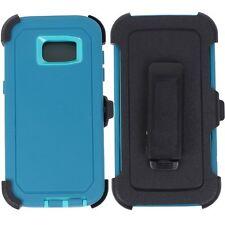 For Samsung Galaxy S6/S6 Edge/S6 Edge+ Defender Case w/Belt Clip Fits Otterbox