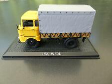 IFA W50L LKW / DDR  ❌ ist/Atlas 1:43 ohne OVP❌ # 4198