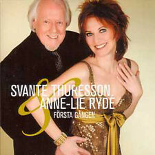 CD Single EUROVISION 2007 Suede Preselection : Svante Thuresson Anne Lie Ryde