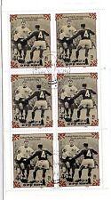 Corea Deportes Mundial de Futbol Hojita del año 1985 (CY-120)