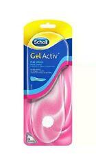 Scholl GELACTIV Zapatos Planos Comodidad Plantilla Gel Activo Invisible Mujer Talla 3-7.5