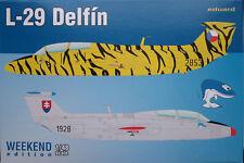 Eduard 1/48 EDK8464 Aero L-29 Delfin  Weekend Edition Model Kit