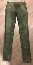 ONE by BLEULAB Reversible Detour Legging Jeans Army Green Coating / Olive 26