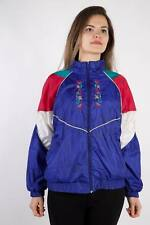 Vintage Peites Tracksuits Top Shell Sportlife Style Retro UK L White - SW2308