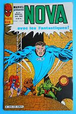 ► NOVA - SPIDERMAN  N°53 - LUG - 1982 - TBE