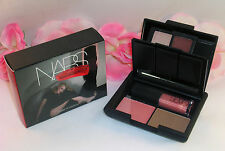 New NARS Guy Bourdin Crime Of Passion Lip Gloss Eye Shadow Blush Bronzer Compact
