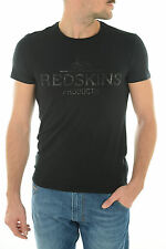 Camiseta de manga corta Hombre REDSKINS PANTHER CALDER NEGRO