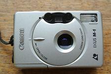 Canon Ixus M1 APS Camera WORKING