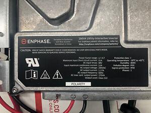 Enphase 280VA Utility-Interactive Inverter