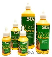EVERBUILD 502 Wood Glue All Purpose Waterproof Wood Adhesive Glue High Strength.