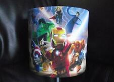 LEGO MARVEL SUPERHEROES TOUCH LAMP