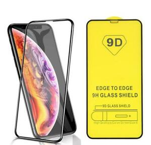 Full Protection Durable Tempered Glass Edge to Edge for iPhone 11 Pro Max/Xs Max