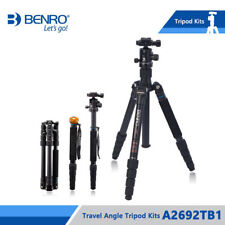 Benro A2692TB1 Tripod Aluminum Tripod Kit Monopod For Camera With B1 Ball Head