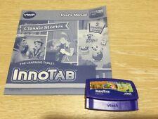 Vtech Innotab Classic Stories Game + Manual