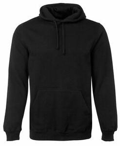 Blank hoodie Black