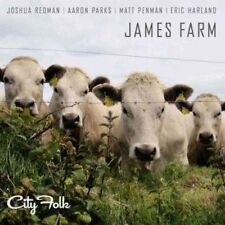 City Folk Aaron Parks Matt Penman Eric Harland James Farm Joshua Redman Audio