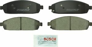 Bosch Premium Front Disc Brake Pad Set BC1080 for Jeep Commander/Grand Cherokee