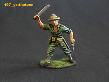 Painted Plastic Australian Toy Soldiers 1