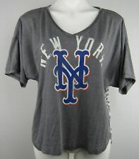 New York Mets MLB Touch Women's Lightweight V-Neck T-Shirt