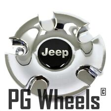 JEEP WHEEL CHROME CENTER CAP #8070-0