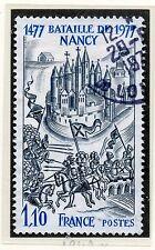 STAMP TIMBRE FRANCE OBLITERE N° 1943 BATAILLE DE NANCY /