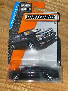 MATCHBOX. CADILLAC ONE. PRESIDENTIAL LIMOUSINE.