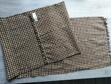 Vintage Woolen Brown Scarf by Inigo Jones