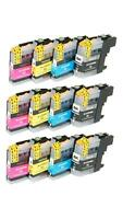 12PK INK CARTRIDGE for BROTHER LC-203XL LC203 LC-201 MFC-J4320DW MFC-J4420DW