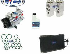 A/C Compressor and Condenser Kit Fits Mitsubishi Galant 00-03 OEM MSC90C 77483