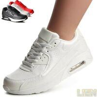 Damen Sneaker Turnschuhe Runners Schnürschuhe Sportschuhe