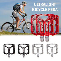 Ultralight bicycle pedal CNC MTB DH XC mountain bike Axle Sealed Bearing Pedals