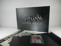 Batman: Arkham Origins Collector's Edition Book & Accessories (NO STATUE)