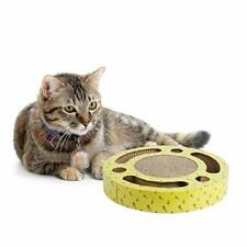 New listing Spot Ethical Cat Cardboard Scratcher Colors Cat Toy Pad Lounge Interactive Kitty