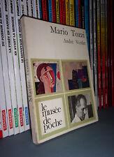 Mario Tozzi - André Verdet - Le musée de poche 1975 - Arts