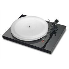 Pro-Ject Schallplattenspieler Debut III Esprit Acryl-Plattenteller Piano schwarz