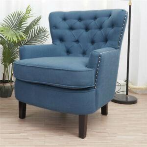 Orthopedic High Back Chair Queen Armchair Seat Cushion Backrest Anne Tub Lounge