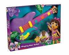 Fisher-Price Dora The Explorer Singing Star Guitar Juguete
