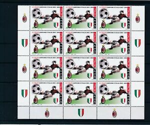 [G43948] Italy 2004 Soccer Good stamp 12x Very Fine MNH