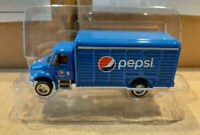 PEPSI Beverage Truck - Die Cast - 1:87 Scale - HO Scale - NEW IN BOX