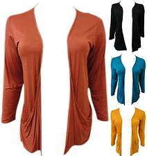 Unbranded Hip Length Viscose Jumpers & Cardigans for Women