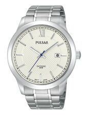 "RELOJ PULSAR RETRO ""SAPPHIRE CRYSTAL"" WATCH - PS9345X1 - RRP~129€ / -40€ OFF!!!"