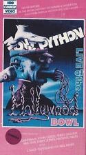 Monty Python Live at the Hollywood Bowl (VHS) OOP ORIGINAL HBO VIDEO STORE