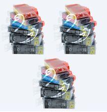 18 ink cartridges for Canon Pixma PGI-520 CLI-521