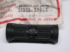 SUZUKI GT185 GT250 GT350 GT500 Kickstarter Rubber NOS 26352-01000