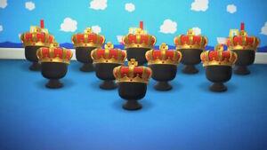 40 Royal Crowns - Worth 12,000,000 Bells - Royal Crown